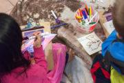 Activité Tapori : Bismillah un enfant d'Afghanistan qui vit en Pologne