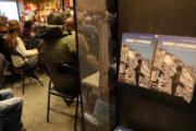 """Vidéo : Présentation de """"Ravine l'espérance. Cette semaine-là à Port-au-Prince"""" à la librairie Olivieri"""