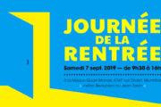 JOURNÉE DE LA RENTRÉE Samedi 7 septembre de 9h30 à 16h