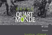 Revue Quart Monde N°250 | Justice, climat : même combat !