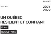 Communiqué de presse: Réaction au budget de Québec