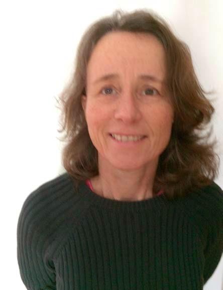 Sabine Courcier, Présidente du Conseil d'administration d'ATD Quart Monde Canada